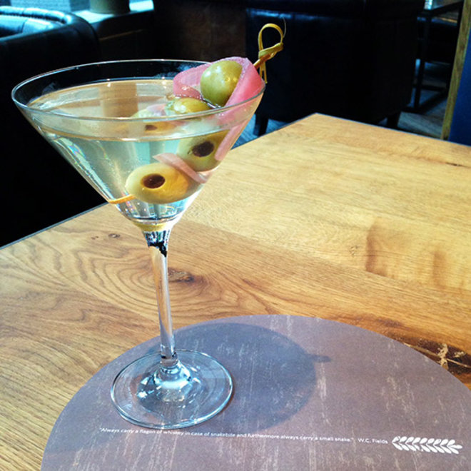 Food & Wine: 4 Clever Ways to Dirty Up a Martini