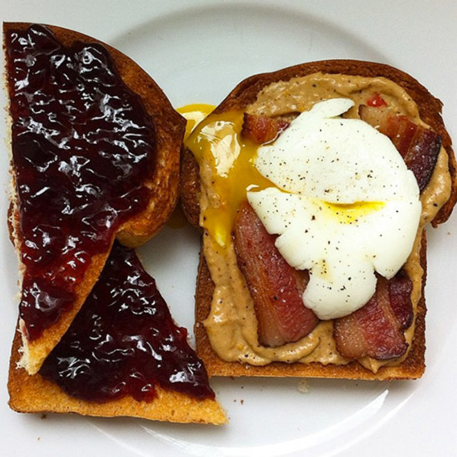 Food & Wine: Meaty Pizza, Uni on the Half-Shell and a Strangely Delicious Breakfast Sandwich