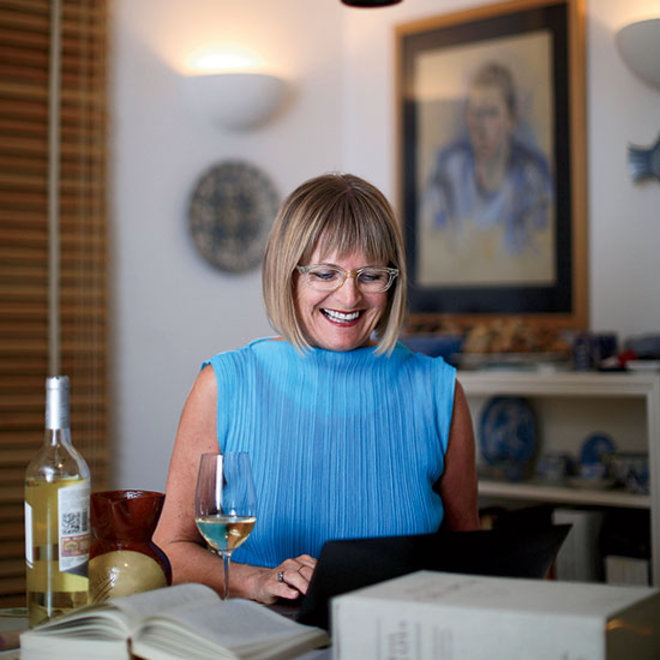 Food & Wine: Jancis Robinson Swears by Milk Thistle Supplements, Says Mexican Wine Is the Future