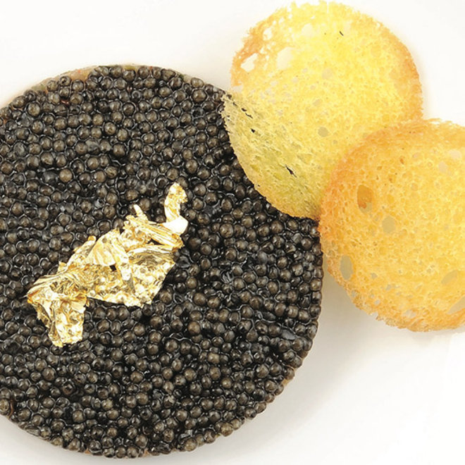 Food & Wine: Caviar: The Best Reason to Get on a Plane