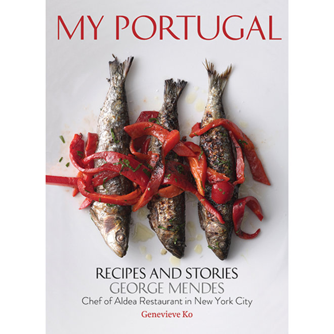 Food & Wine: George Mendes's book My Portugal, out today.