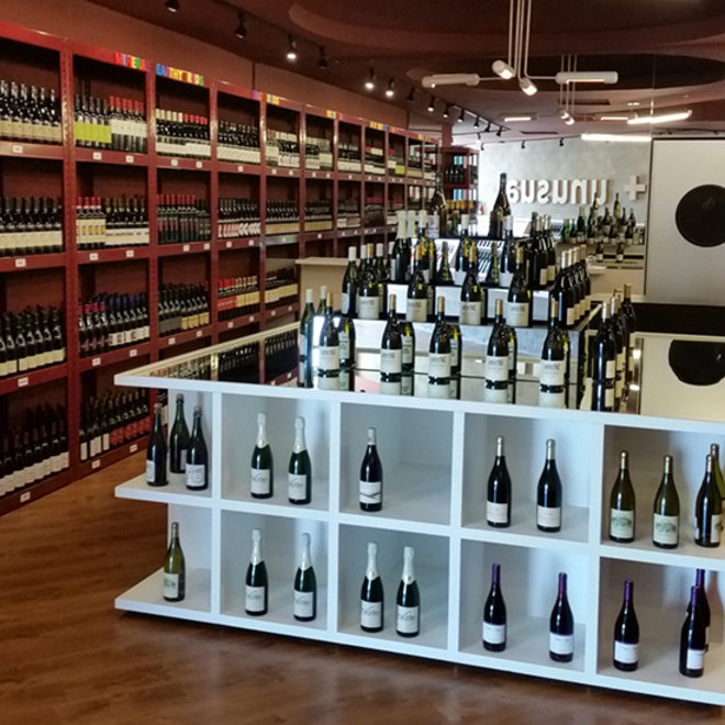 Food & Wine: Lou Wine Shop
