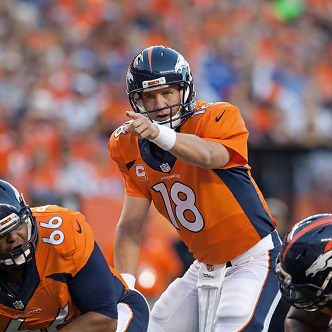 Food & Wine: Peyton Manning
