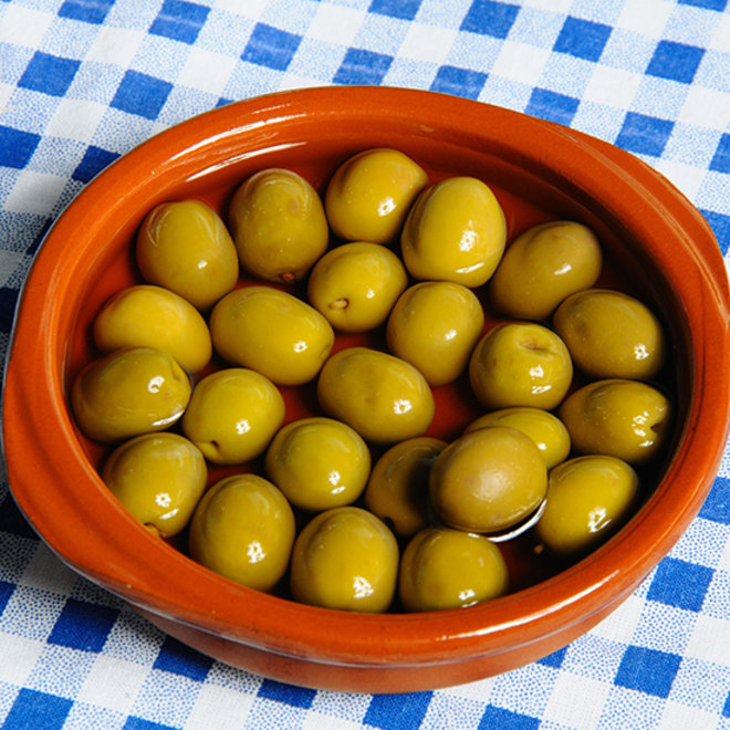 Food & Wine: 4 Spanish Olives You Need to Know