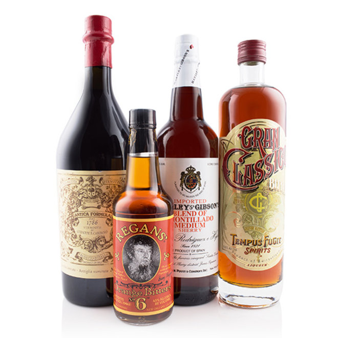 Food & Wine: The Best Gift for a Budding Mixologist