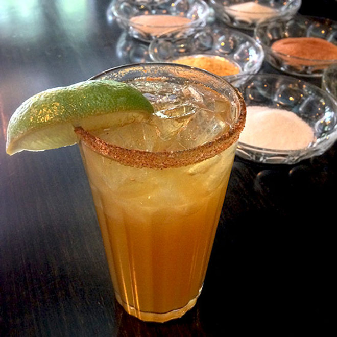 Food & Wine: How Alex Stupak Reinvented the Michelada