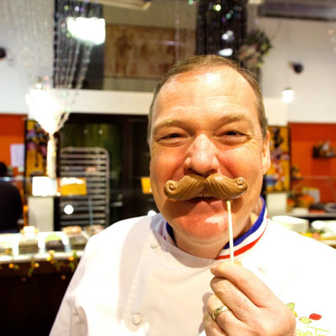 Food & Wine: Jacques Torres