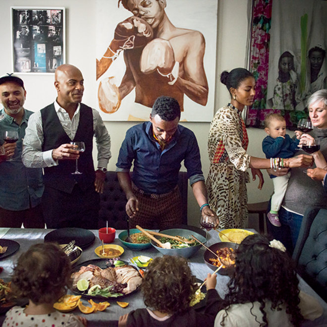 Food & Wine: Marcus Samuelsson's Harlem Thanksgiving