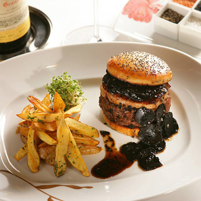 Food & Wine: Why a $5,000 Burger Might Be the Best Deal in Las Vegas