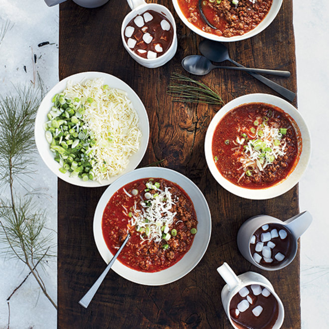 Food & Wine: Fire-and-Ice Ohio Chili