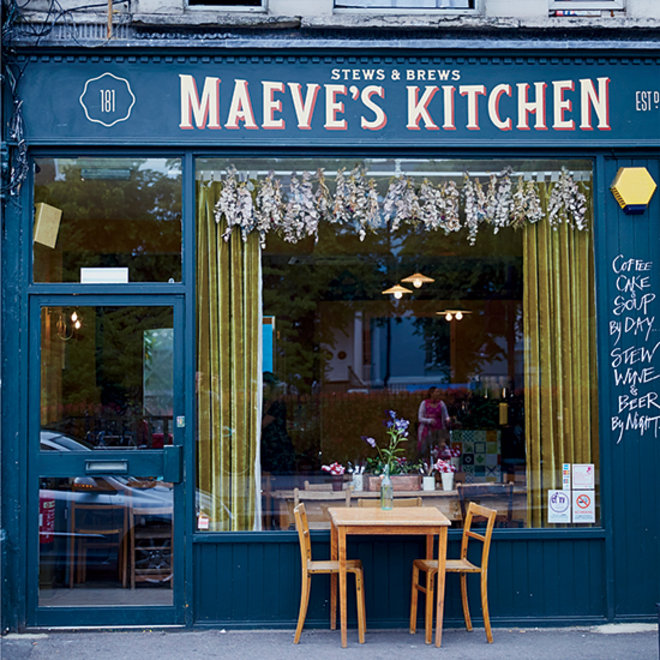 Food & Wine: Maeve's Kitchen