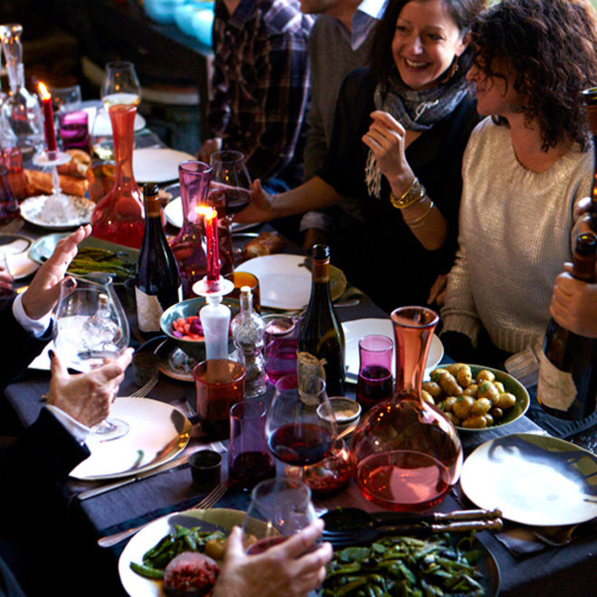 Food & Wine: 9 Genius Holiday Party Tips from Entertaining Pros