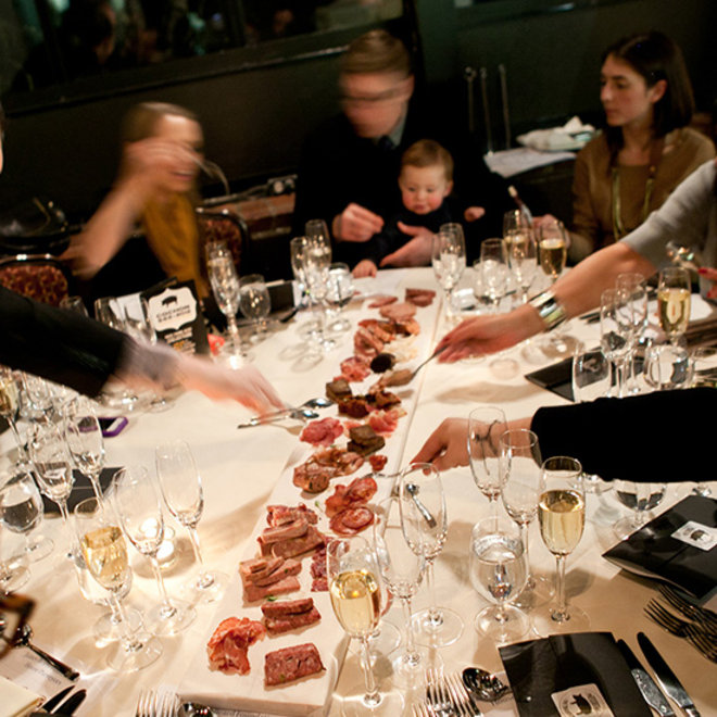 Food & Wine: Dig in: Cochon 555 kicks off in New York City January 23.