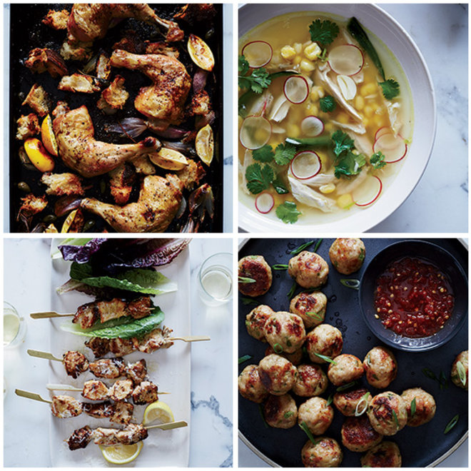 Food & Wine: 4 Healthy Ways to Get Your Chicken On This Winter