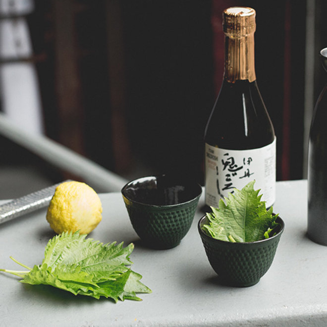 Food & Wine: This Master Mixologist Is Reinventing Hot Sake