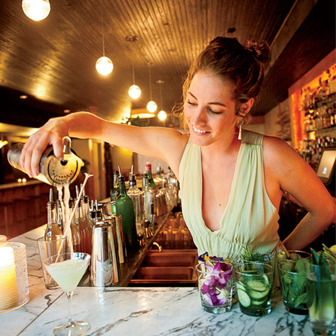 Food & Wine: Bartender Ivy Mix