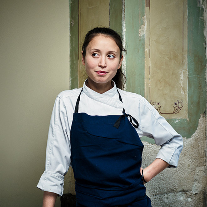 Food & Wine: Paris's New Power Chef: Tatiana Levha