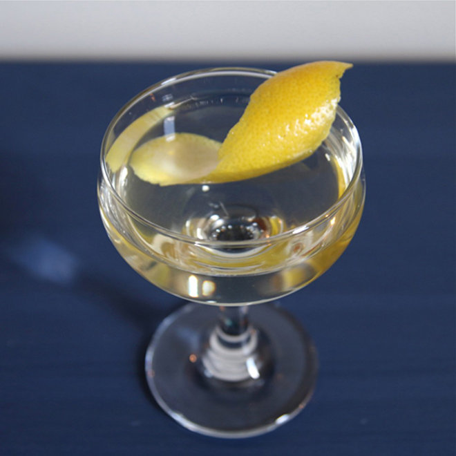 Food & Wine: 4 Winter Martinis from Bartenders in the Country's Coldest Cities
