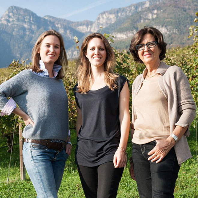 Food & Wine: The Woman Winemaker Who Reinvigorated Italy's Alto Adige Region, Interviewed by Her Daughter