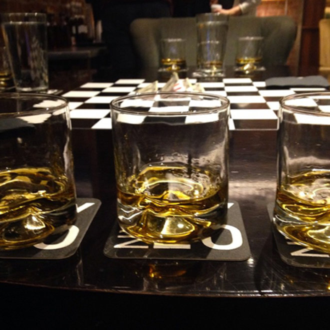 Food & Wine: Bourbon Flights, Champagne and a Poetically Named Green Tea