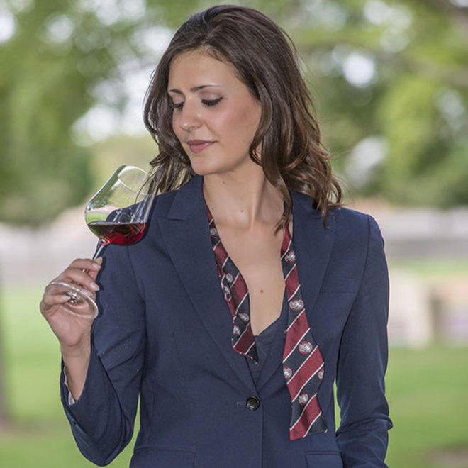 Food & Wine: What Happens When a Master Sommelier Gets Pregnant