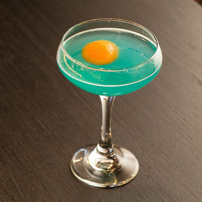 Food & Wine: This Is the Most Sophisticated Blue Cocktail Recipe You Will Ever Try