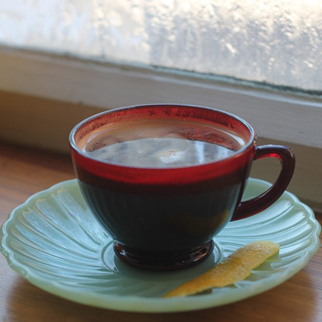 Food & Wine: How to Make a Coffee Hot Toddy