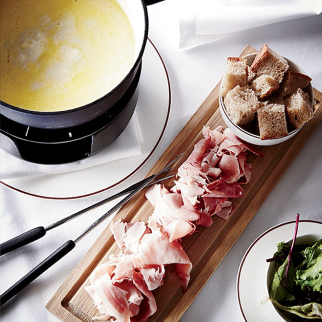 Food & Wine: A meal at the luxury hotel L'Apogée