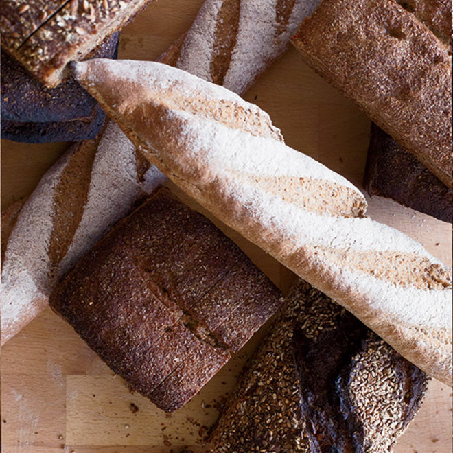 Food & Wine: Bread from Baker Miller