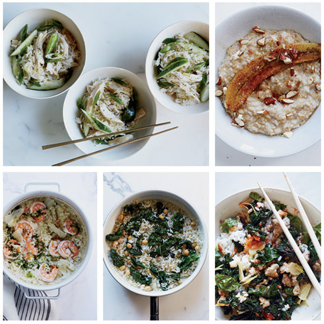 Food & Wine: 5 Quick and Comforting Rice Dishes