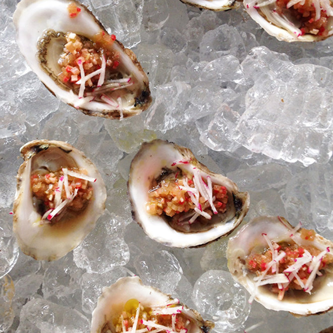 Food & Wine: Billion Oyster
