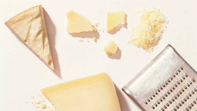 Food & Wine: Parmesan Cheese Scam