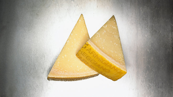 Food & Wine: Parmigiano-Reggiano