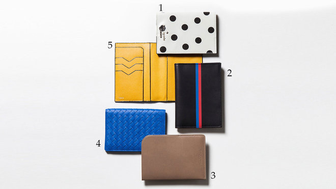 Food & Wine: 5 Best Passport Covers