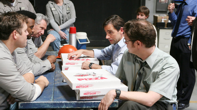 Food & Wine: Pizza Makes You More Productive at Work