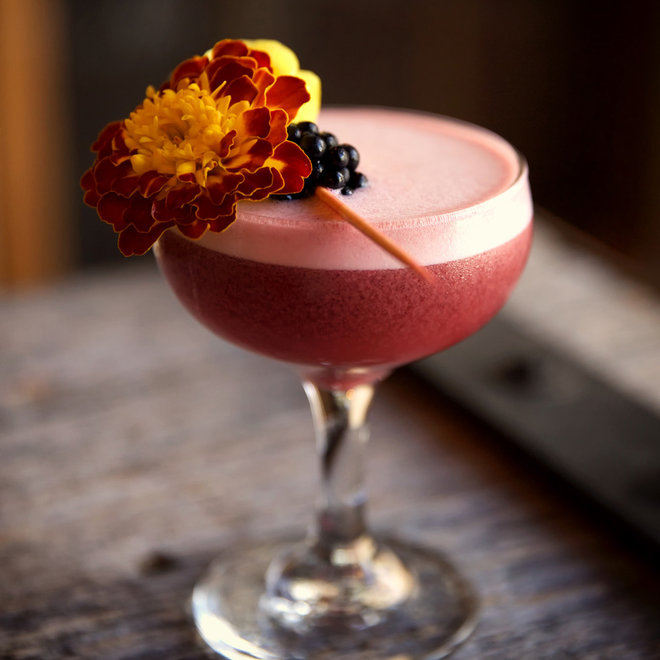 Food & Wine: Posana, Ashville Mocktails