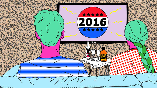 Food & Wine: Presidential Election Drinking Guide