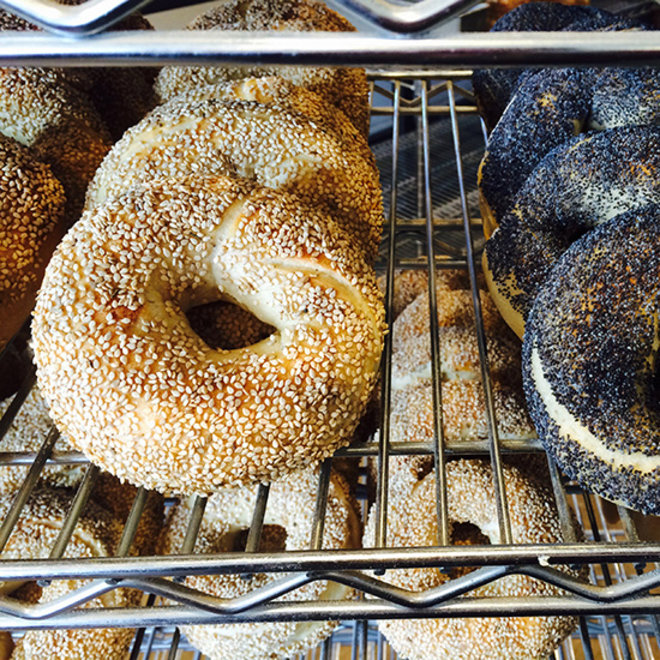 Food & Wine: Bagels from Humble Bread