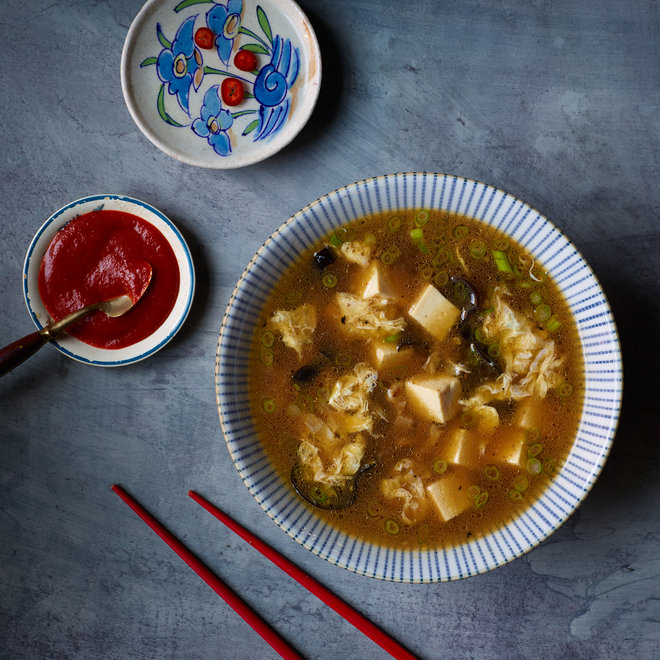 Food & Wine: Hot-and-Sour Soup