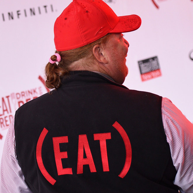 Food & Wine: Mario Batali for (RED).