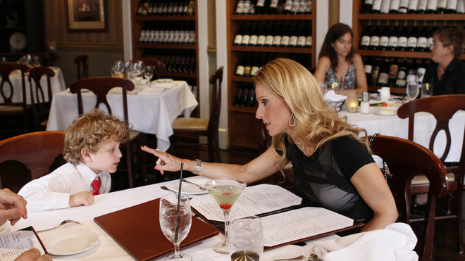 NY restaurant limits those with kids to 1 drink