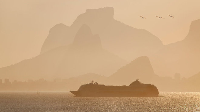 Food & Wine: Rio Olympics Cruise Ship