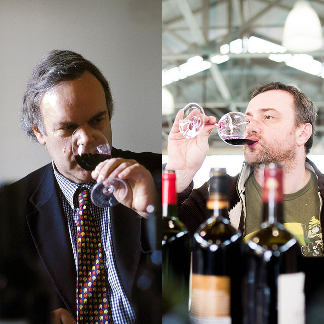 Food & Wine: Robert Parker and Neal Martin