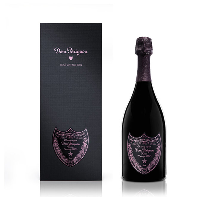 Food & Wine: Dom Pérignon 2004 Rosé