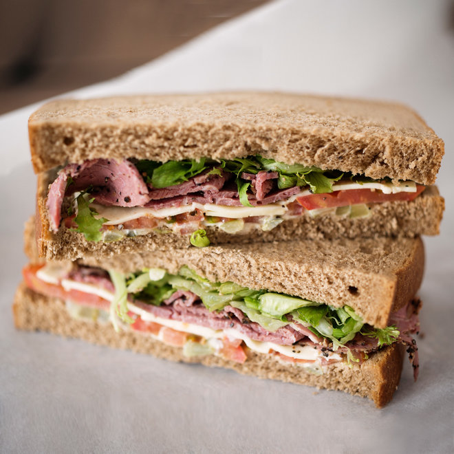 Sandwiches Are Hurting Your Diet