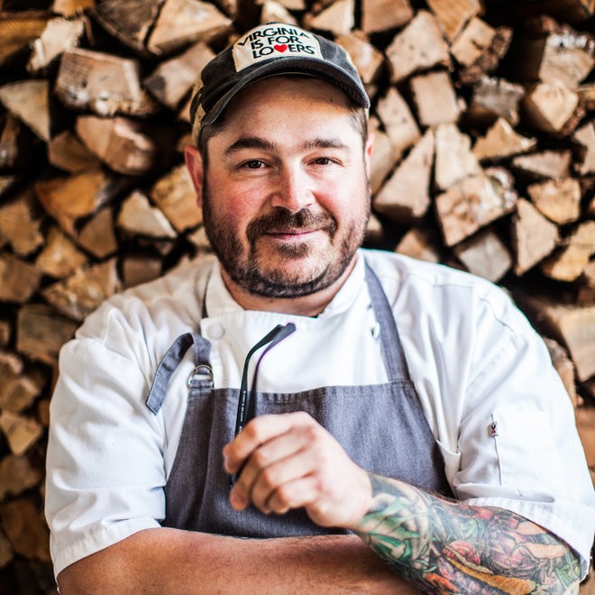 Food & Wine: Sean Brock