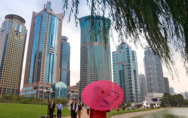Food & Wine: Shanghai Pudong