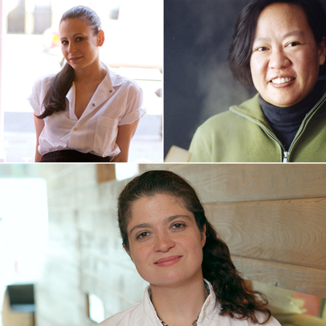 Food & Wine: Amanda Cohen, Anita Lo and Alexandra Guarnaschelli