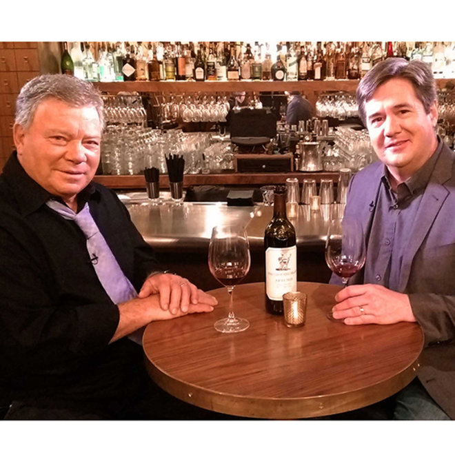 Food & Wine: William Shatner and Ray Isle