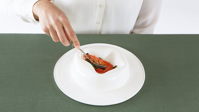 the living plates